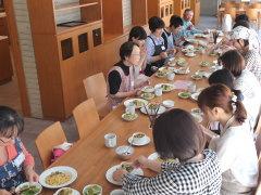 mama\'s cafe vol.9 ~ 『ゆりぷらざ料理教室編』開催しました_e0188574_10504275.jpg