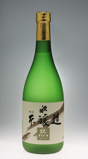 豊国 特別本醸造 然ZEN [豊国酒造]_f0138598_2017335.jpg