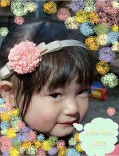 CHARMANTE 展示会_c0164399_2232758.jpg