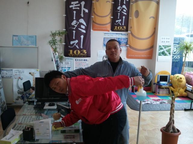 ランクル TOMMY札幌店☆5月30日!!_b0127002_20553874.jpg