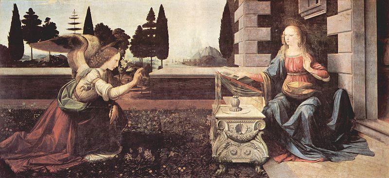 イタリア紀行  DIECHI  そして、ウフィッツイへ_a0194908_925387.jpg