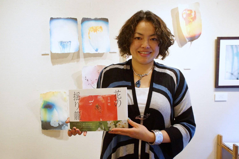 Art Session6人展3日目~楢喜八さんご来場~今日31日(木)松岡芽ぶきさんと共に大歓迎@GALLERY STAGE-1_f0006713_001956.jpg