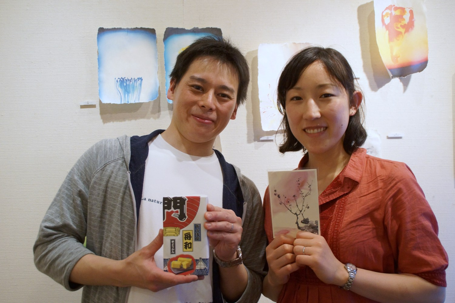 Art Session6人展2日目~ル リスとノリエット・黒澤明研究会~今日30日(水)も大歓迎@GALLERY STAGE-1_f0006713_7441895.jpg