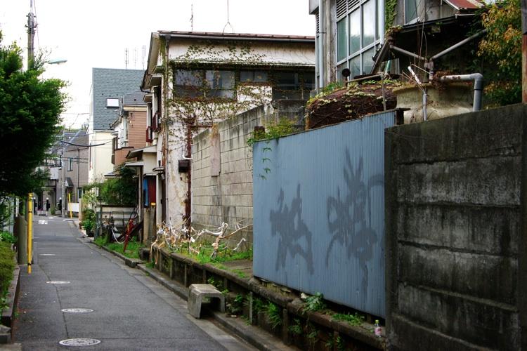 代々木界隈〜春の小川1_b0053019_2272995.jpg