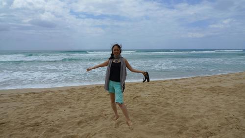 宇宙のビーチと癒しのビーチ in Hawaii_f0095325_2172978.jpg