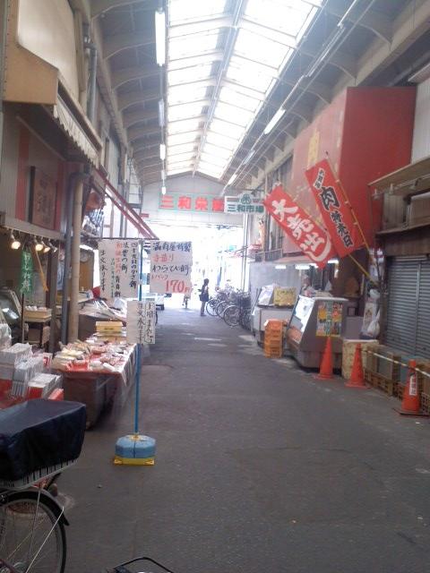 尼崎横丁(三和市場)へのアクセス_a0196732_11544595.jpg