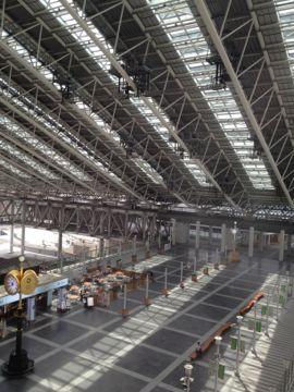 JR伊勢丹 スガハラガラス 夏の食卓の提案_e0134337_16533386.jpg