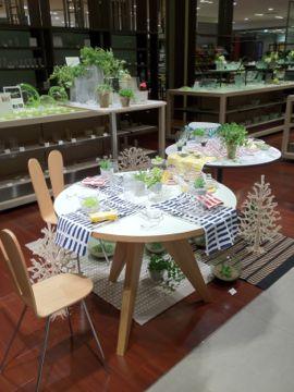 JR伊勢丹 スガハラガラス 夏の食卓の提案_e0134337_1654610.jpg