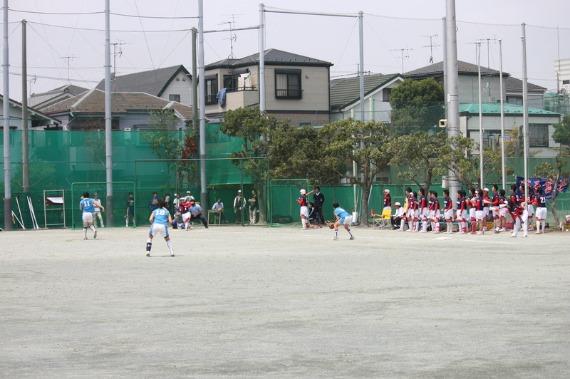 春季都大会 日出対東海大菅生_b0249247_21413643.jpg
