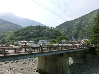 富士川街道第5回 下部温泉から身延へ_f0019247_18381771.jpg