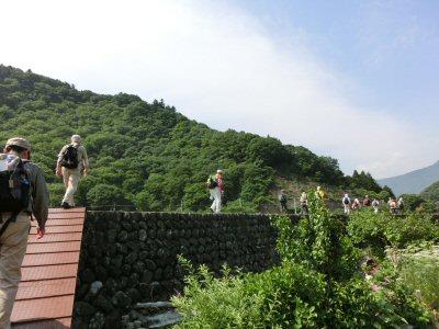 富士川街道第5回 下部温泉から身延へ_f0019247_1838443.jpg
