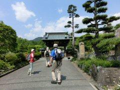 富士川街道第5回 下部温泉から身延へ_f0019247_18435210.jpg