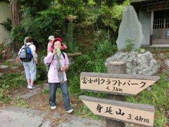 富士川街道第5回 下部温泉から身延へ_f0019247_18523188.jpg