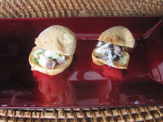 6月の料理出来ました「ポン・デ・ケージョ」_d0177560_1022967.jpg