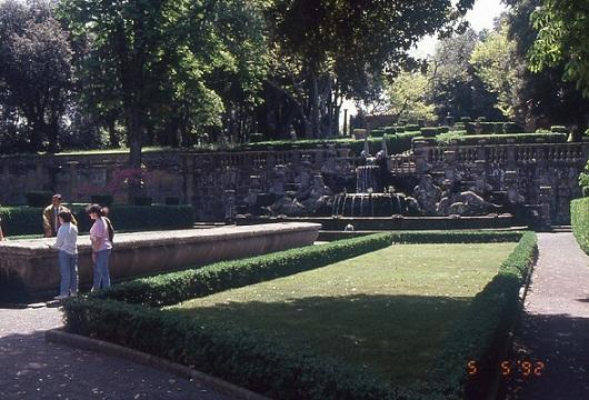 イタリア:ランテ荘庭園_c0177863_10453554.jpg