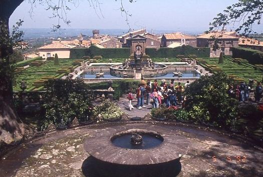 イタリア:ランテ荘庭園_c0177863_10455884.jpg