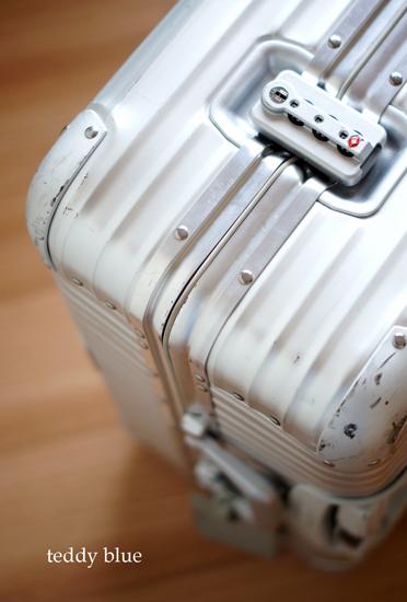 rimowa  リモワのスーツケース_e0253364_11312353.jpg