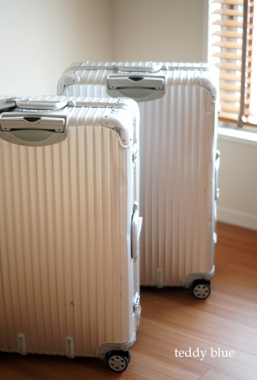 rimowa  リモワのスーツケース_e0253364_11312994.jpg