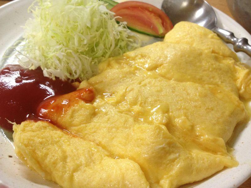 チーズオムレツ☆_c0151965_1194716.jpg