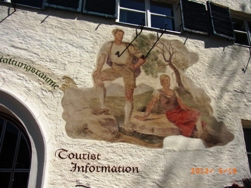 Mittenwald フレスコ画が鮮やかな町ミッテンヴァルト_e0195766_5264659.jpg