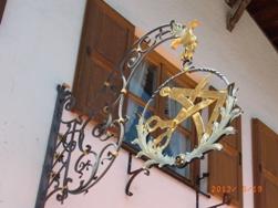 Mittenwald フレスコ画が鮮やかな町ミッテンヴァルト_e0195766_532043.jpg