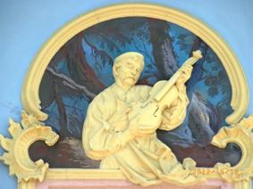 Mittenwald フレスコ画が鮮やかな町ミッテンヴァルト_e0195766_5363583.jpg