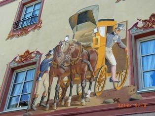 Mittenwald フレスコ画が鮮やかな町ミッテンヴァルト_e0195766_5371219.jpg