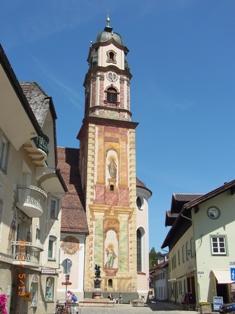 Mittenwald フレスコ画が鮮やかな町ミッテンヴァルト_e0195766_5374769.jpg