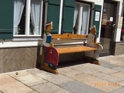 Mittenwald フレスコ画が鮮やかな町ミッテンヴァルト_e0195766_5383323.jpg