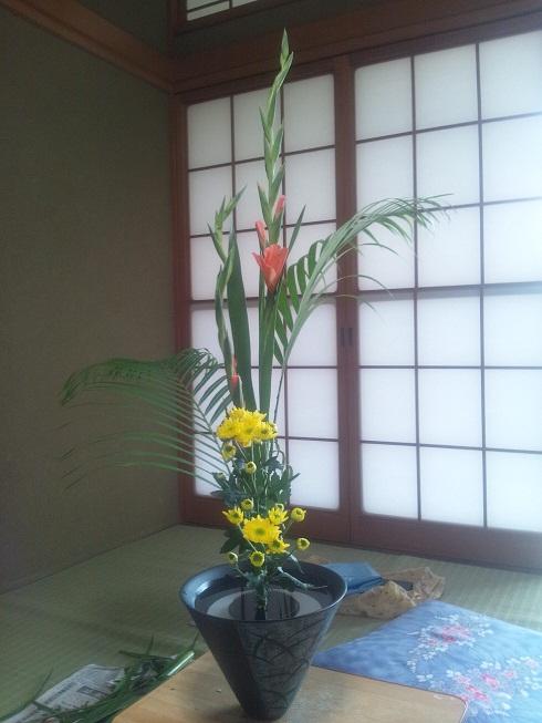 生花(しょうか) 自由花_d0230676_17543324.jpg
