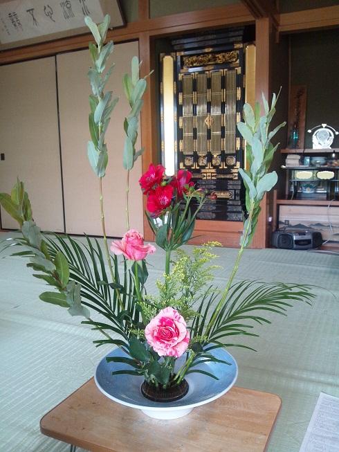 生花(しょうか) 自由花_d0230676_1756726.jpg