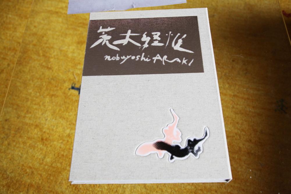 荒木経惟  NOBUYOSHI ARAKI 「TO THE PAST」_c0016177_1421912.jpg