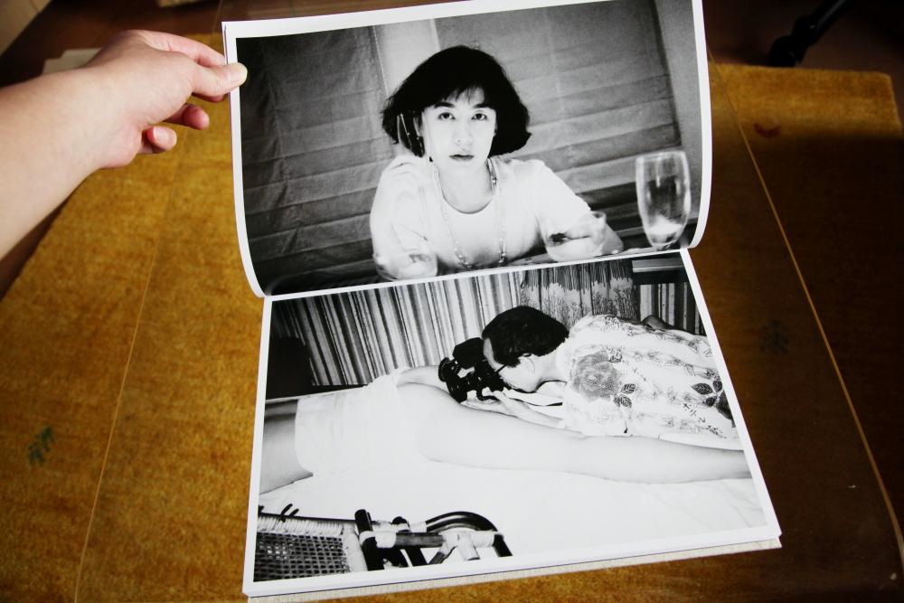 荒木経惟  NOBUYOSHI ARAKI 「TO THE PAST」_c0016177_1425642.jpg