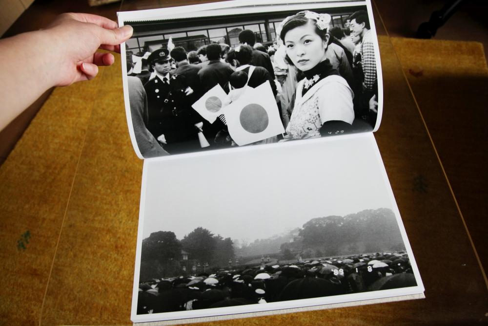 荒木経惟  NOBUYOSHI ARAKI 「TO THE PAST」_c0016177_143445.jpg