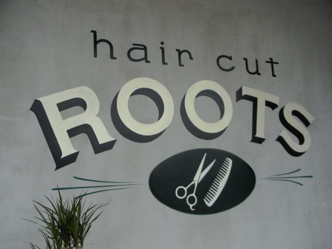 hair cut ROOTS_a0091994_13284652.jpg