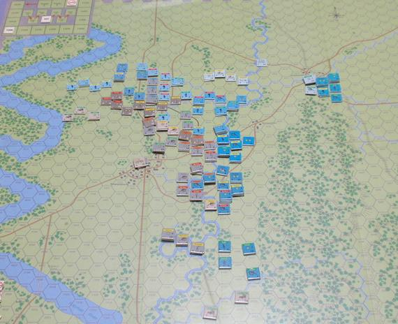 DG「Antietam Campaign」をソロプレイ②_b0162202_11144674.jpg
