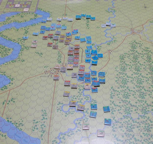 DG「Antietam Campaign」をソロプレイ②_b0162202_1116618.jpg