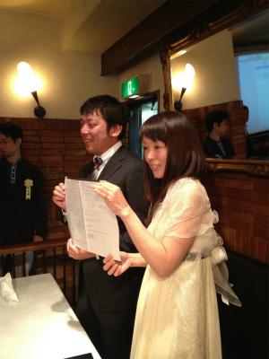 ノガさん&アンジーさん 祝宴_a0036808_19102185.jpg