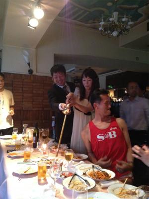 ノガさん&アンジーさん 祝宴_a0036808_19131592.jpg