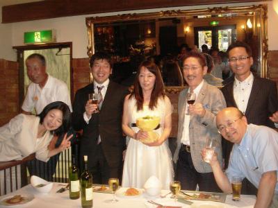 ノガさん&アンジーさん 祝宴_a0036808_19185840.jpg