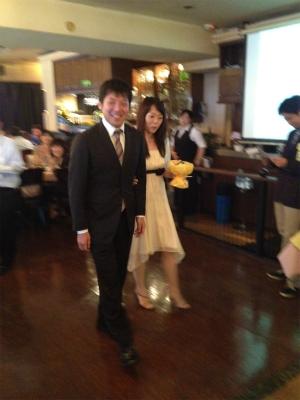 ノガさん&アンジーさん 祝宴_a0036808_1995198.jpg