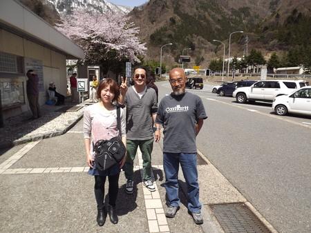 熊坂るつこ新潟ツアー2012.4月28日の記録_c0063108_12574238.jpg