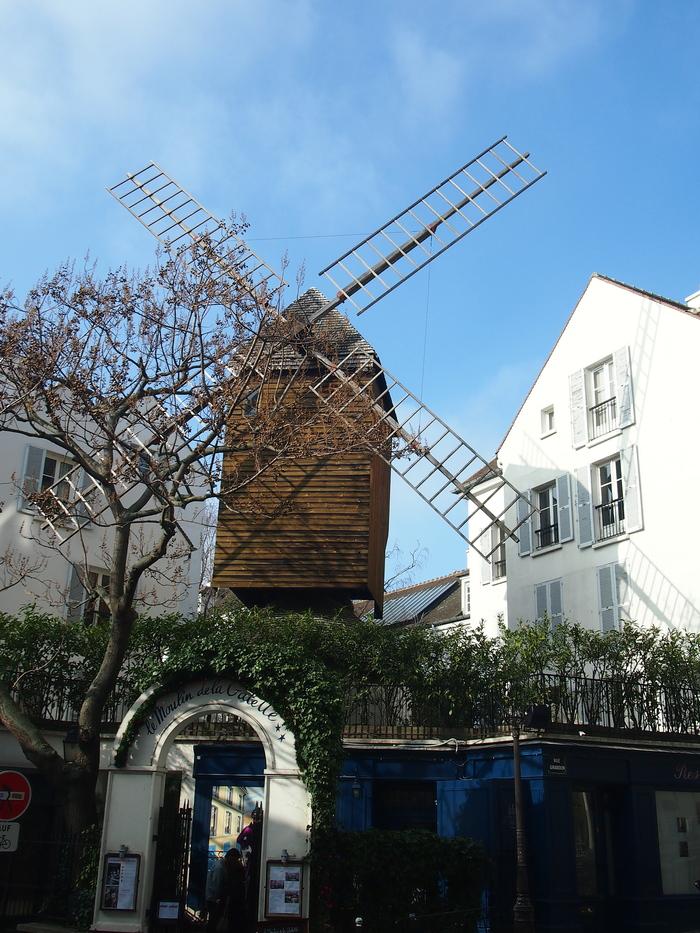 2012 2月 パリ Montmartre ツアーに参加しました_f0062122_7324078.jpg