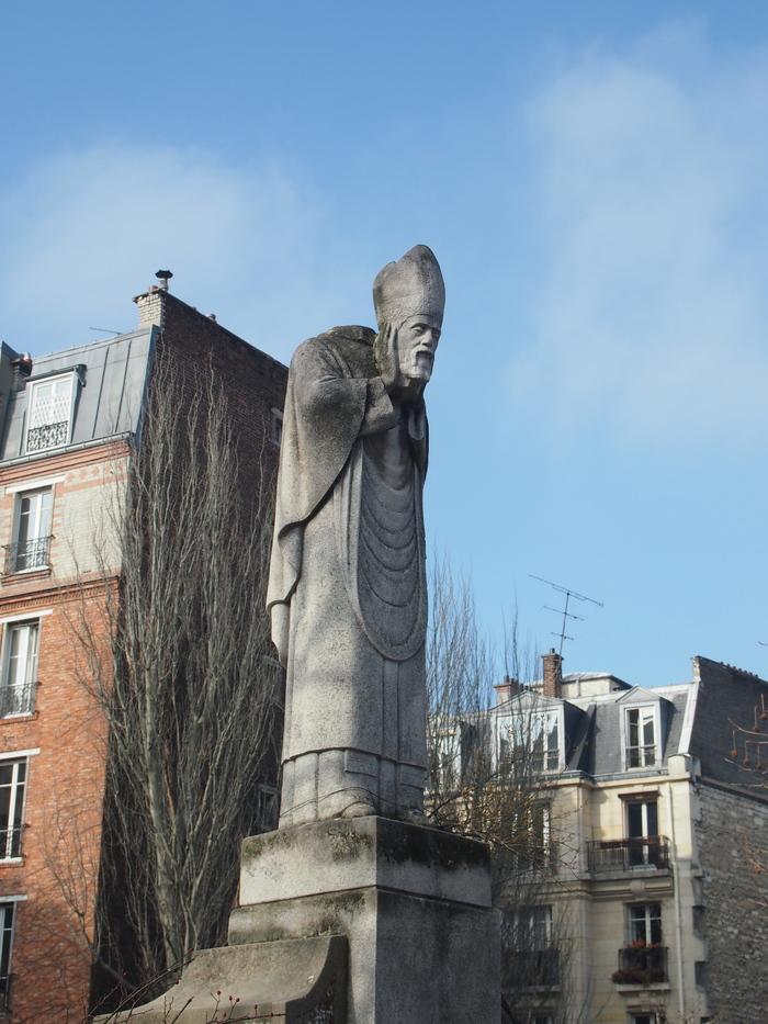2012 2月 パリ Montmartre ツアーに参加しました_f0062122_7343112.jpg