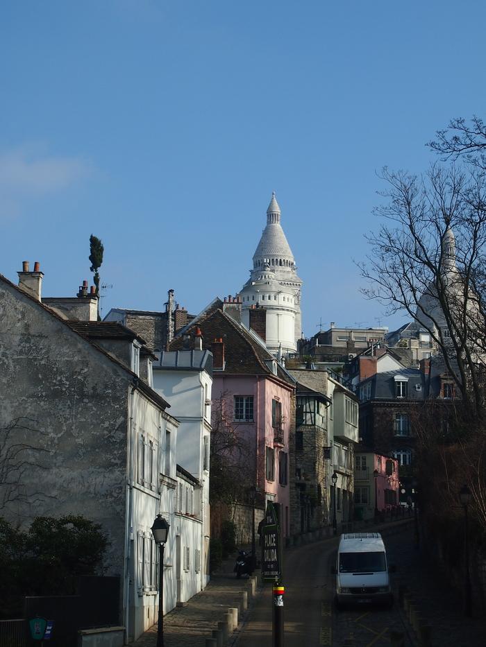 2012 2月 パリ Montmartre ツアーに参加しました_f0062122_7355085.jpg