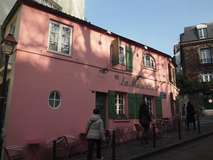 2012 2月 パリ Montmartre ツアーに参加しました_f0062122_7412647.jpg