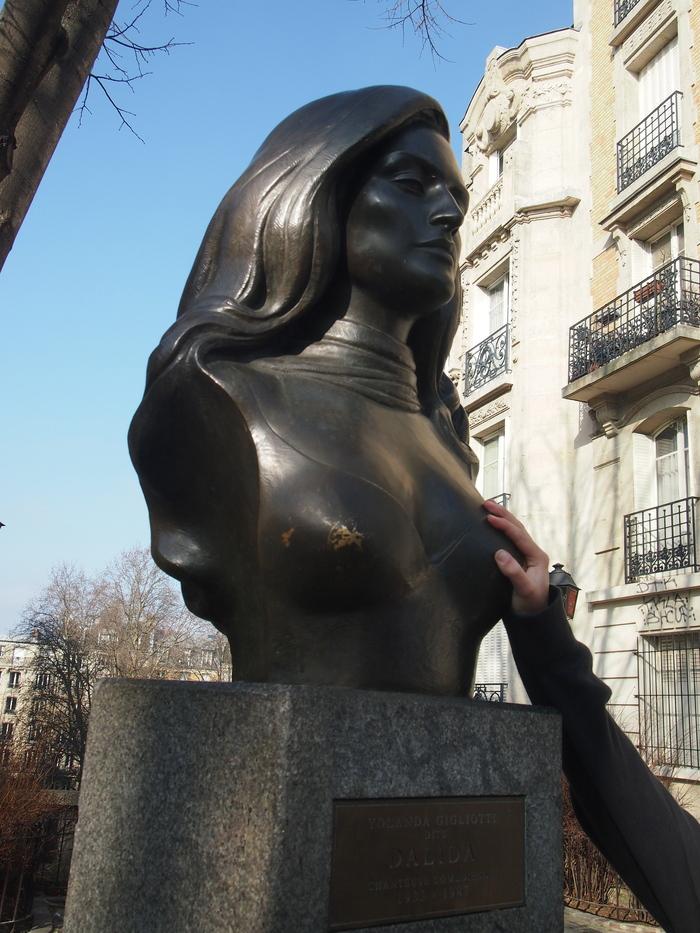 2012 2月 パリ Montmartre ツアーに参加しました_f0062122_7421796.jpg