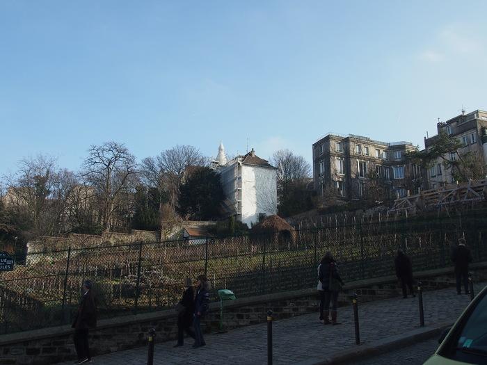 2012 2月 パリ Montmartre ツアーに参加しました_f0062122_7454654.jpg