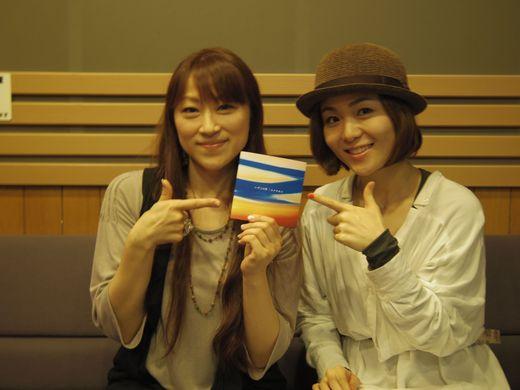 FM FUJI/ FEEL SO MUSE出演レポ☆_a0271541_2335813.jpg