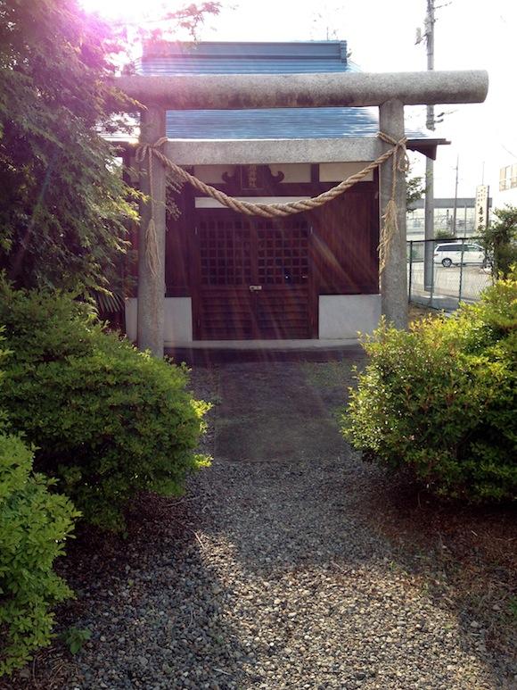樫木稲荷神社(宇都宮市川向町) : 烏ヶ森のブログ
